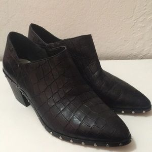 1. State croc boots